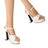 White Lea Shoes Adult